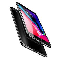 Coque Ultra Fine TPU Souple Transparente A08 pour Apple iPhone 7 Plus Noir