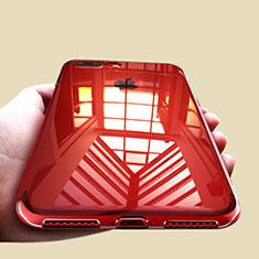 Coque Ultra Fine TPU Souple Transparente A09 pour Apple iPhone 7 Plus Clair