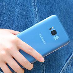 Coque Ultra Fine TPU Souple Transparente H07 pour Samsung Galaxy S8 Clair