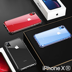 Coque Ultra Fine TPU Souple Transparente HC02 pour Apple iPhone XR Clair