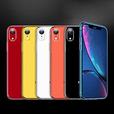 Coque Ultra Fine TPU Souple Transparente HC06 pour Apple iPhone XR Clair