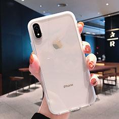 Coque Ultra Fine TPU Souple Transparente K01 pour Apple iPhone XR Clair