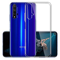 Coque Ultra Fine TPU Souple Transparente K01 pour Huawei Honor 20S Clair