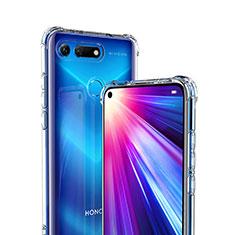 Coque Ultra Fine TPU Souple Transparente K01 pour Huawei Honor View 20 Clair