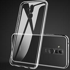 Coque Ultra Fine TPU Souple Transparente K01 pour Huawei Mate 20 Lite Clair