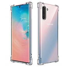 Coque Ultra Fine TPU Souple Transparente K01 pour Samsung Galaxy Note 10 5G Clair