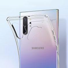 Coque Ultra Fine TPU Souple Transparente K01 pour Samsung Galaxy Note 10 Plus 5G Clair