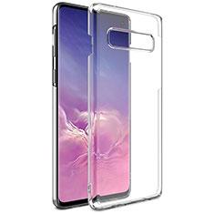 Coque Ultra Fine TPU Souple Transparente K01 pour Samsung Galaxy S10 Clair