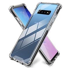 Coque Ultra Fine TPU Souple Transparente K01 pour Samsung Galaxy S10 Plus Clair