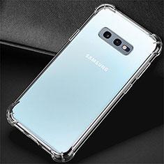 Coque Ultra Fine TPU Souple Transparente K01 pour Samsung Galaxy S10e Clair