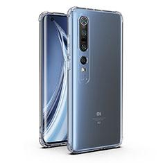 Coque Ultra Fine TPU Souple Transparente K01 pour Xiaomi Mi 10 Pro Clair