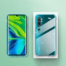 Coque Ultra Fine TPU Souple Transparente K01 pour Xiaomi Mi Note 10 Clair