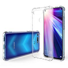 Coque Ultra Fine TPU Souple Transparente K02 pour Huawei Honor View 20 Clair