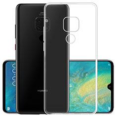 Coque Ultra Fine TPU Souple Transparente K02 pour Huawei Mate 20 X 5G Clair