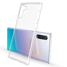 Coque Ultra Fine TPU Souple Transparente K02 pour Samsung Galaxy Note 10 5G Clair