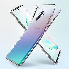 Coque Ultra Fine TPU Souple Transparente K02 pour Samsung Galaxy Note 10 Plus 5G Clair