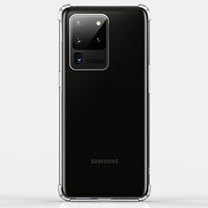 Coque Ultra Fine TPU Souple Transparente K02 pour Samsung Galaxy S20 Ultra 5G Clair