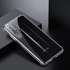 Coque Ultra Fine TPU Souple Transparente K03 pour Huawei Nova 5T Clair
