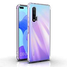 Coque Ultra Fine TPU Souple Transparente K03 pour Huawei Nova 6 5G Clair