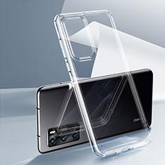 Coque Ultra Fine TPU Souple Transparente K03 pour Huawei P40 Clair