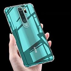 Coque Ultra Fine TPU Souple Transparente K03 pour Xiaomi Redmi Note 8 Pro Clair
