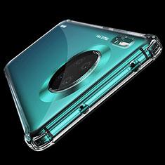 Coque Ultra Fine TPU Souple Transparente K04 pour Huawei Mate 30 5G Clair