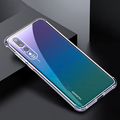 Coque Ultra Fine TPU Souple Transparente K04 pour Huawei P20 Pro Clair