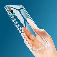 Coque Ultra Fine TPU Souple Transparente K04 pour Huawei P30 Clair