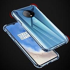 Coque Ultra Fine TPU Souple Transparente K04 pour OnePlus 7T Clair