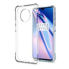 Coque Ultra Fine TPU Souple Transparente K04 pour OnePlus 7T Pro Clair