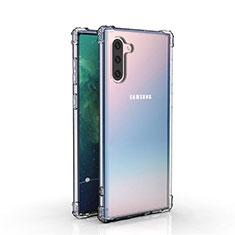 Coque Ultra Fine TPU Souple Transparente K04 pour Samsung Galaxy Note 10 5G Clair