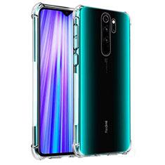 Coque Ultra Fine TPU Souple Transparente K05 pour Xiaomi Redmi Note 8 Pro Clair