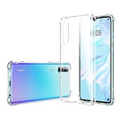 Coque Ultra Fine TPU Souple Transparente K06 pour Huawei P30 Clair