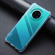 Coque Ultra Fine TPU Souple Transparente K07 pour Huawei Mate 30 5G Clair