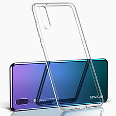 Coque Ultra Fine TPU Souple Transparente K09 pour Huawei P20 Pro Clair