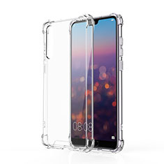 Coque Ultra Fine TPU Souple Transparente K10 pour Huawei P20 Pro Clair