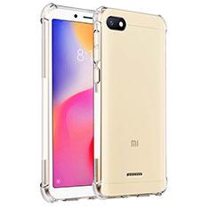 Coque Ultra Fine TPU Souple Transparente R01 pour Xiaomi Redmi 6A Clair