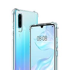 Coque Ultra Fine TPU Souple Transparente S03 pour Huawei P30 Clair