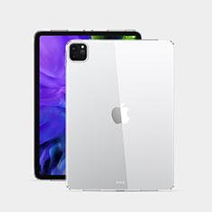 Coque Ultra Fine TPU Souple Transparente T02 pour Apple iPad Pro 12.9 (2020) Clair