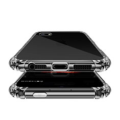 Coque Ultra Fine TPU Souple Transparente T02 pour Apple iPhone 5S Clair