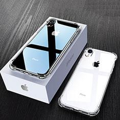 Coque Ultra Fine TPU Souple Transparente T02 pour Apple iPhone XR Clair