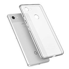 Coque Ultra Fine TPU Souple Transparente T02 pour Google Pixel 3 XL Clair