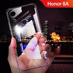 Coque Ultra Fine TPU Souple Transparente T02 pour Huawei Honor 8A Clair