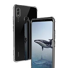 Coque Ultra Fine TPU Souple Transparente T02 pour Huawei Honor Note 10 Clair