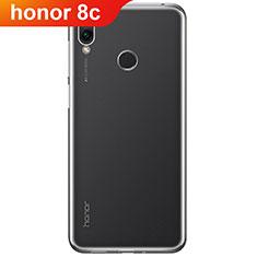 Coque Ultra Fine TPU Souple Transparente T02 pour Huawei Honor Play 8C Clair
