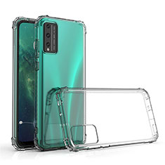 Coque Ultra Fine TPU Souple Transparente T02 pour Huawei Honor Play4T Pro Clair
