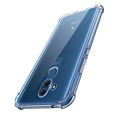 Coque Ultra Fine TPU Souple Transparente T02 pour Huawei Mate 20 Lite Clair