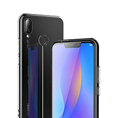 Coque Ultra Fine TPU Souple Transparente T02 pour Huawei Nova 3i Clair