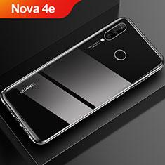 Coque Ultra Fine TPU Souple Transparente T02 pour Huawei Nova 4e Clair