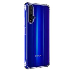 Coque Ultra Fine TPU Souple Transparente T02 pour Huawei Nova 5T Clair
